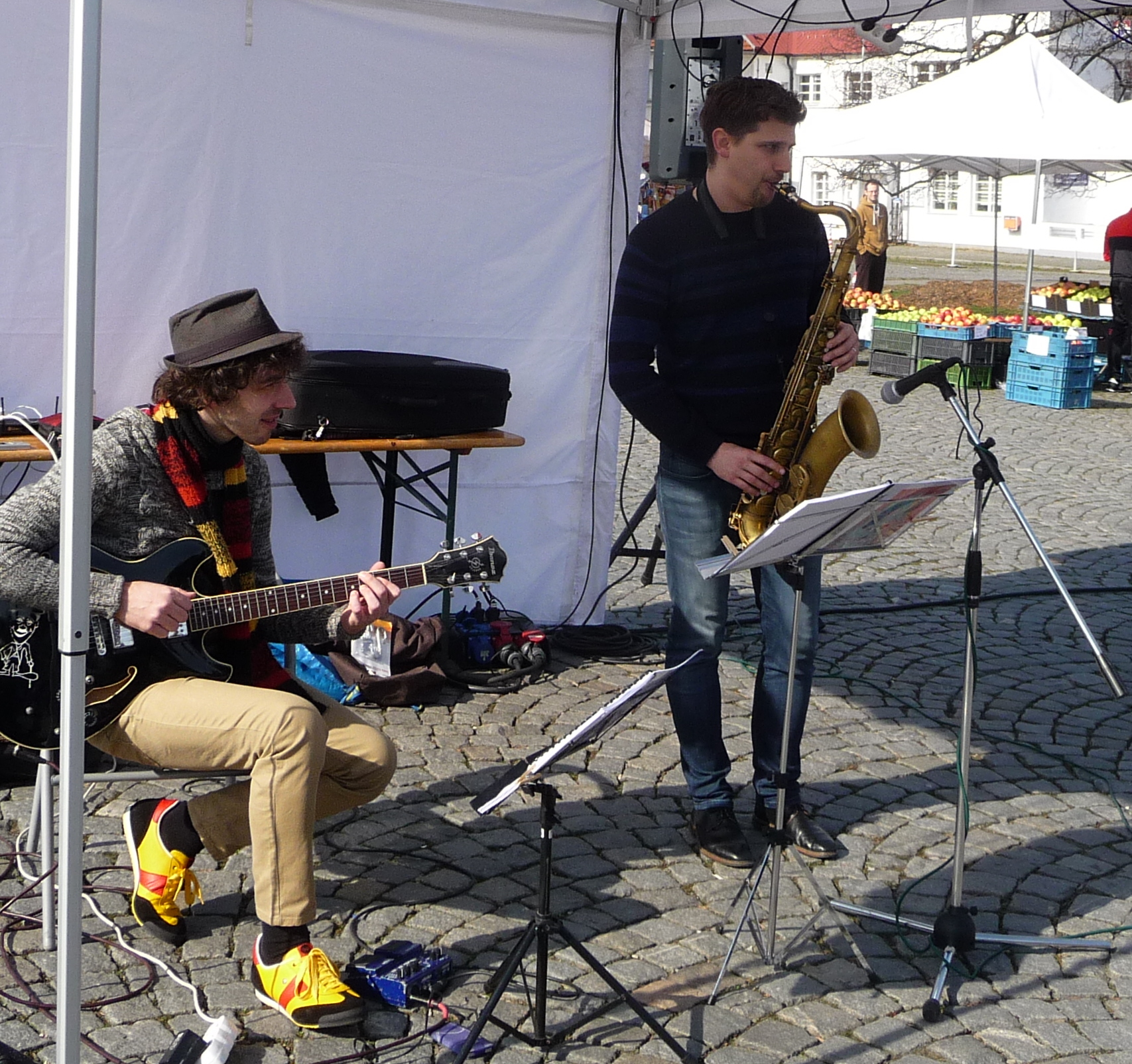 Láďa Štefek & Kamil Jánský